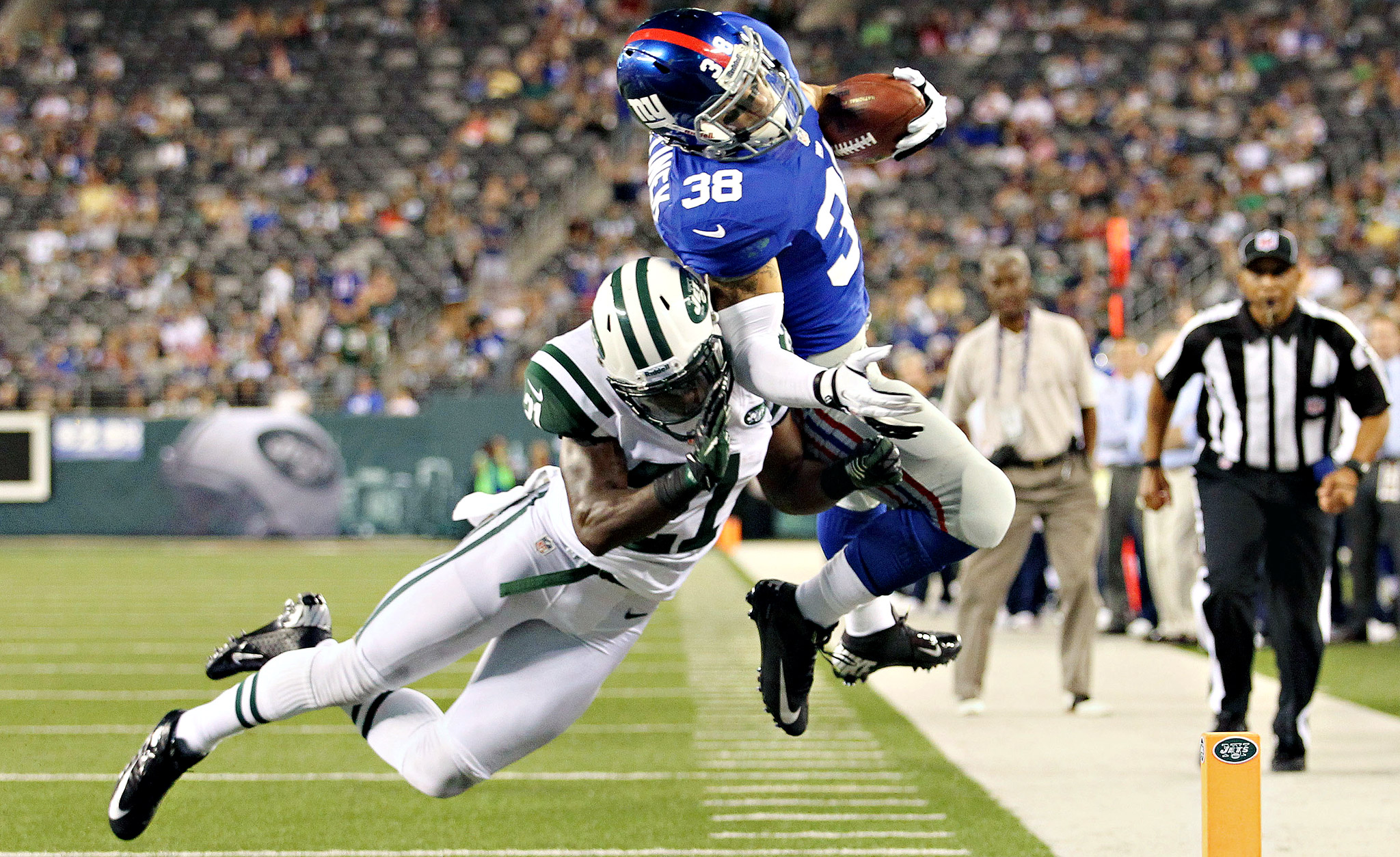 Jets and Giants Season Preview